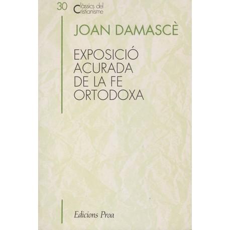 EXPOSICIÓ ACURADA DE LA FE ORTODOXA