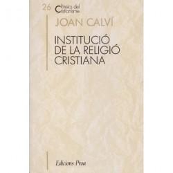 INSTITUCIÓ DE LA RELIGIÓ CRISTIANA