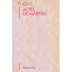 ACTES DE MÀRTIR
