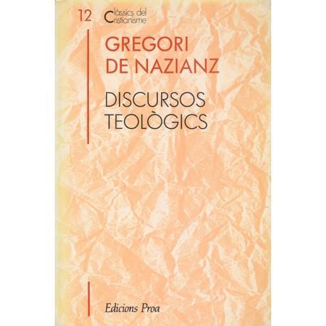DISCURSOS TEOLÒGICS