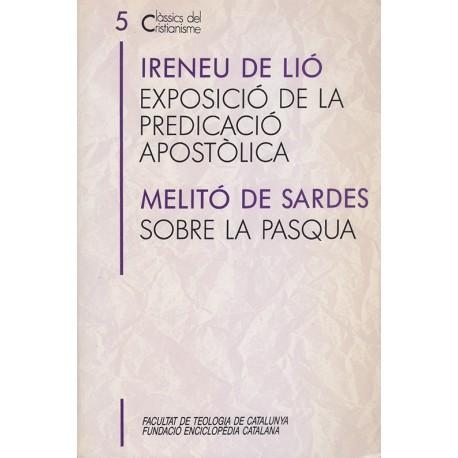 EXPOSICIÓ DE LA PREDICACIÓ APOSTÒLICA i SOBRE LA PASCUA