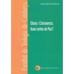 EFESIS I COLOSSENCS: DUES CARTES DE PAU?