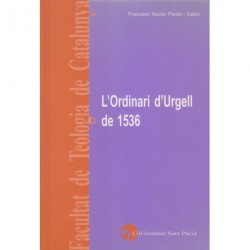 L'ORDINARI D'URGELL DE 1536