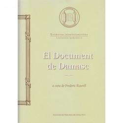EL DOCUMENT DE DAMASC