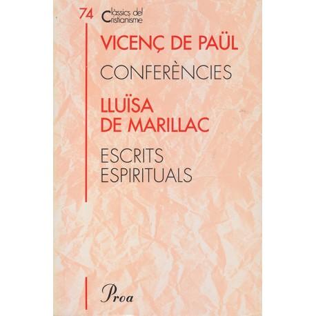 CONFERÈNCIES. LLUÏSA DE MARILLAC