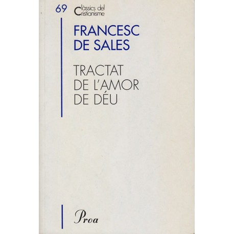 TRACTAT DE L'AMOR DE DÉU
