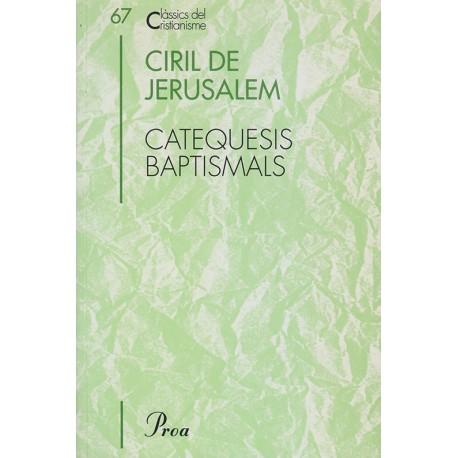 CATEQUESIS BAPTISMALS