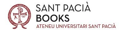 Sant Pacià Books